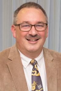 Neil Amstutz — Lead Pastor